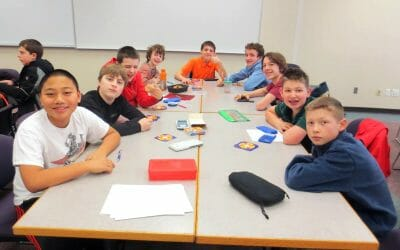 The Harley School Math Team Takes First Place at MathCounts