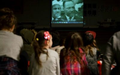 Harley School students give back for Martin Luther King Jr. Day