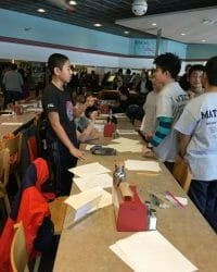MathCounts Team in NYS Championship