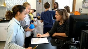 Her Excitement Is Contagious: Interview with Our New Maker Space Educator, Kima Enerson