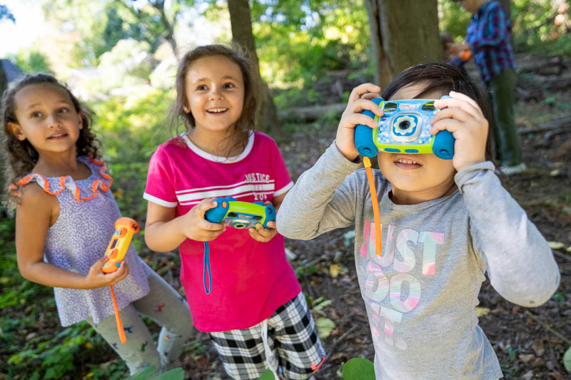 Learning Adventures Close-up with Nature: Kids Afield!