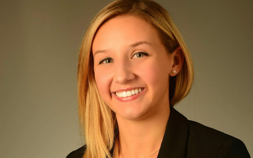 Doing what's right runs in the family: Delaney Glaze '13